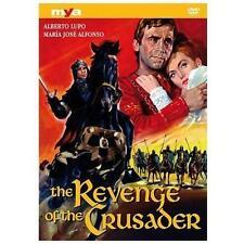 The Revenge of the Crusader (DVD, 2009) Mya Communication Riccardo Freda
