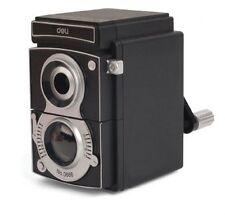 kikkerland Vintage Camera Plastic Pencil Sharpener SC12