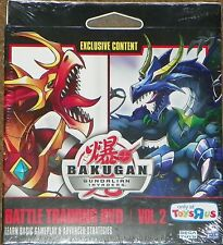 NEW BAKUGAN Toys R Us BATTLE TRAINING DVD  Vol.2 Sealed