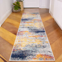 Details about  /Thick Hall Runner OPTIMAL ANATIS BEIGE Width 67-100 cm extra long soft RUGS