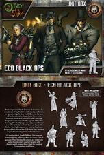 Malifaux The Other Side ECB Black Ops box Wyrd