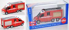 Siku 2113 Mercedes-Benz Sprinter 6x6 LFB-A Feuerwehr, 1:50, OVP