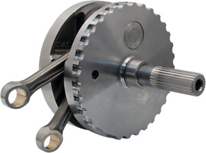 """S & S Cycle Replacement Flywheel Assemblies - """"A"""" Motor Twin Cam Motors 4 3/8"""