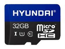 HYUNDAI 32GB Premier microSDHC UHS-I / Class 10 Memory Card with SD Adapter