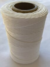Waxed Lacing Cord 9 Ply 525' Roll 8oz Cable Tie Down Waxed Twine