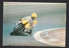 SPORT MOTO / GRAND PRIX D'ESPAGNE / ROBERTS sur YAMAHA