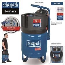 Kompressor Hc24v scheppach 24 Liter 10 bar