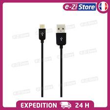 CHARGEUR ANDROID SAMSUNG S6 S7 Edge LG XPERIA USB LOT KIT 2 EN 1 CABLE + SECTEUR
