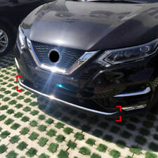 For Nissan Qashqai  J11 2017-2018 Exterior Steel Front Grill Grille Cover 1*