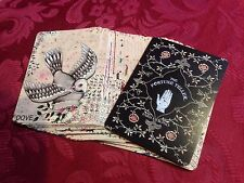 Gypsy Tattoo Fortune Telling cards ( Tarot, psychic, oracle )