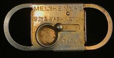 Antique 1915 Melsheimer's Pocket Cigar Cutter