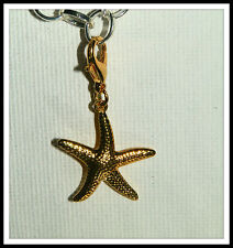 Alloy Gold Coloured Charms