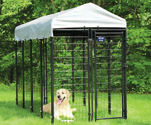'The Pet Store' Dog Run / Dog Crate with Cover