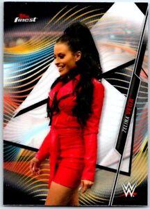 2020 Topps Finest WWE Zelina Vega Raw Card #33