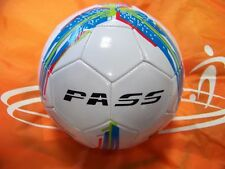 5 Ct–Size 5, Red/Green/Blue Machine Sewn Soccer Balls. Official Size & Weight.