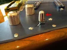 Pickup Selector Switch Tip Fender Stratocaster - Solid Brass - Brassmaster Style