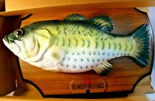 Big Mouth Billy Bass The Singing Sensation 1998 Gemmy Industries