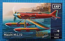1/48 Macchi Castoldi M.C.72 Schneider Trophy Series (AMP 48018)