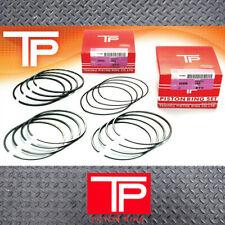 TP STD Piston Rings Chrome suits Nissan-UD FE6 TA