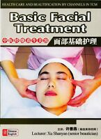 Health Care & Beautification by channels in TCM - Basic Facial Treatment DVD