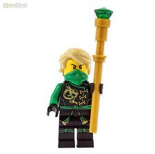 Lego® Ninjago Figur Grüner Ninja Lloyd Edelsteinstab 70593 Energie-Drache njo241