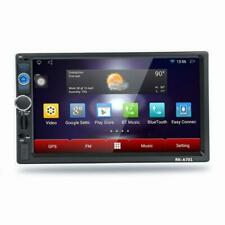 YT-F6080 6.95 inch Car DVD Player - Black