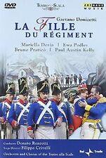 Donizetti-La fille du Reggimento di Filippo Crivelli | DVD | stato bene