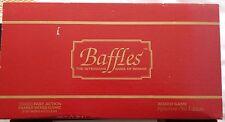 Baffles Vintage Board Game Parker Brothers 1985