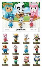 YOU PICK Nintendo amiibo Animal Crossing Series Figure JAPAN Switch Wii U 3DS FS