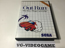 OUT RUN MASTER SYSTEM
