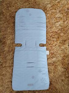 Maclaren pram seat liner reversible universal umbrella fit
