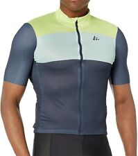 Craft Hale Graphic Short Sleeve Mens Cycling Jersey - Navy