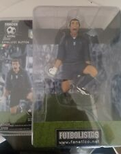 "Gianluigi Buffon figure 6"" tall FANATICO Messi Ronaldo Soccer Figure, Italy"