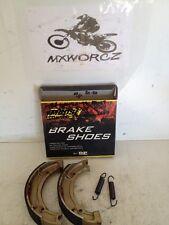 Moose Sintered Metal Brake Shoes - M9132 Rear For Yamaha #2912