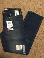 NWT Lee Modern Series L342 Straight Leg CoolMAX Men's Jeans Size 40X32 MSRP $56