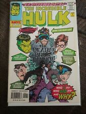 Flashback The Incredible Hulk -1 Marvel Comics 1997