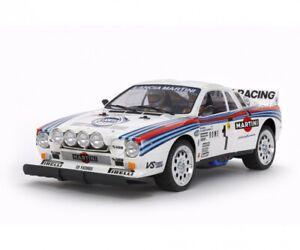 (X) Tamiya 300058654 - 1:10 Rc Lancia 037 Rallye Ta-02S - Neu