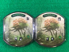 2x Saproling Token - MTG Ultra Pro Lineage Collection: Relic Token - NM