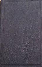 Common Book of Prayer & Administration of Sacraments [Pocket L'HB, c1922]