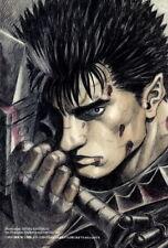 "054 Berserk - Gatzu Blood Fight Sword Japan Anime 24""x35"" Poster"