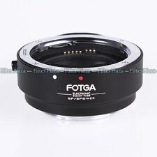 FOTGA Metal Electronic Auto Focus Canon EOS EF-S lens to Sony NEX Mount Adapter