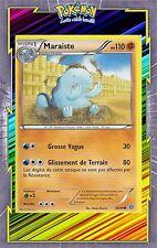 Maraiste - XY7:Origines Antiques - 39/98 -Carte Pokemon Neuve Française