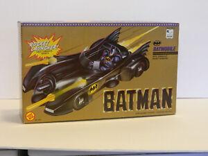 Toybiz Batman Batmobile MISB from 1989!!
