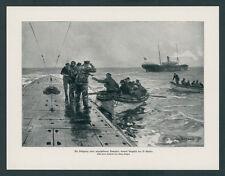 Claus Bergen Kaiserliche Marine U-Boot SM U 53 Kptlt. Hans Rose Housatonic 1917