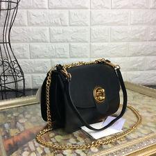 Authentic Chloe Elsie Large Turn Lock SMALL Black Bag