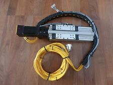 Parker Daedal 802 1611a Linear Slide With Compumotor Cm232be 01314b Nice