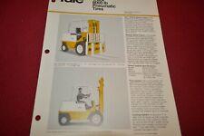 Yale GP-080L Forklift Dealer's Brochure AMIL15 ver2