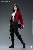 VERYOOL 1/6 VCL-1006A Female Sports Fashion Suit Clothes fit 12'' Action Figure