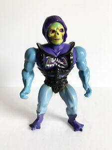 Vintage Battle Armor Skeletor Action Figure, '84, Mattel Masters of the Universe