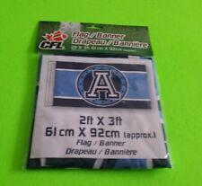 ***New***CFL Toronto Argonauts 2ft x 3ft Flag / Banner